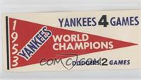 1953 New York Yankees