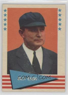1961 Fleer Baseball Greats #22 - Billy Evans