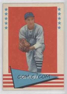 1961 Fleer Baseball Greats #25 - Bob Feller