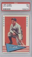 Lou Gehrig [PSA7]