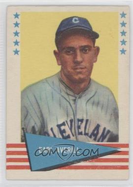 1961 Fleer Baseball Greats #5 - Earl Averill