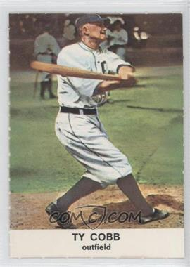 1961 Golden Press Hall of Fame #25 - Ty Cobb