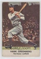 Hank Greenberg [Good to VG‑EX]