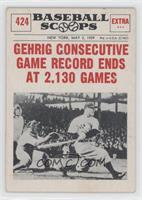 Lou Gehrig [Poor to Fair]