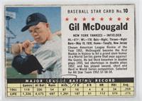 Gil McDougald [Authentic]