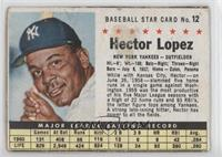 Hector Lopez (Hand Cut) [Poor to Fair]