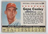 Gene Conley (Hand Cut) [PoortoFair]