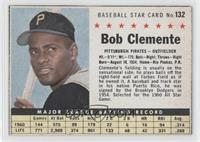 Roberto Clemente (Hand Cut) [Authentic]