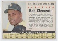 Roberto Clemente (Perforated) [Good to VG‑EX]