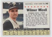 Wilmer Mizell [PoortoFair]
