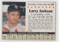 Larry Jackson (Hand Cut) [Authentic]