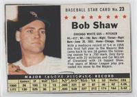 Bob Shaw [Authentic]