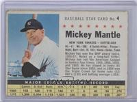 Mickey Mantle (Perforated)