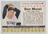 Don Mossi (perforated) [GoodtoVG‑EX]
