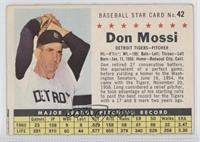 Don Mossi (perforated)