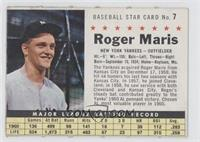 Roger Maris (Perforated)