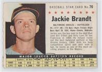Jackie Brandt (Perforated) [GoodtoVG‑EX]