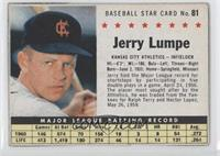 Jerry Lumpe [Authentic]
