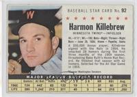 Harmon Killebrew (Perforated)