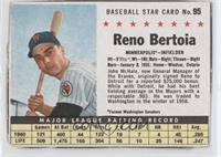 Reno Bertoia (Hand Cut)