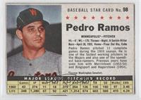 Pedro Ramos [Authentic]