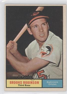 1961 Topps - [Base] #10 - Brooks Robinson