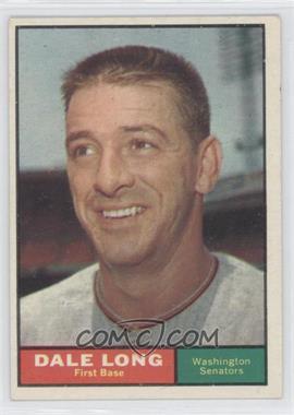 1961 Topps - [Base] #117 - Dale Long