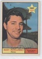 Rudy Hernandez [GoodtoVG‑EX]