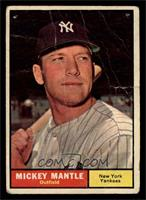 Mickey Mantle [POOR]