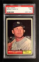 Mickey Mantle [PSA 7]