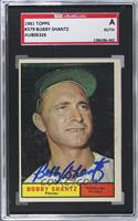 Bobby Shantz [SGC AUTHENTIC AUTO]