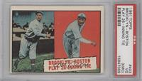 Baseball Thrills: Brooklyn-Boston Play 26-Inning Tie (Leon Cadore, Joe Oeschger…
