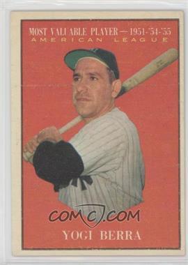 1961 Topps - [Base] #472 - Yogi Berra