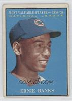 Ernie Banks [Good to VG‑EX]