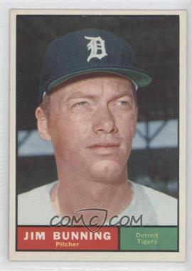 1961 Topps - [Base] #490 - Jim Bunning