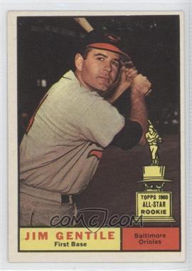 1961 Topps - [Base] #559 - Jim Gentile