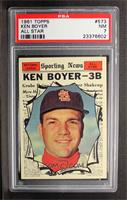 Ken Boyer [PSA7]