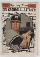 Del Crandall [GoodtoVG‑EX]