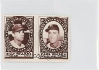 Billy Williams, Carl Willey
