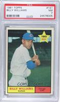 Billy Williams [PSA 7]