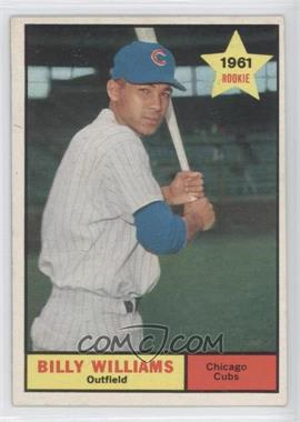 1961 Topps #141 - Billy Williams
