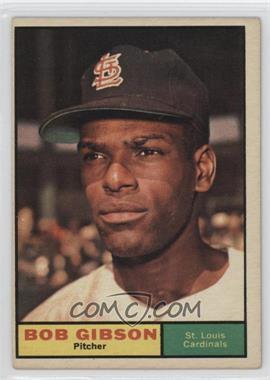 1961 Topps #211 - Bob Gibson