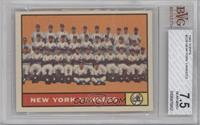 New York Yankees Team [BVG 7.5]