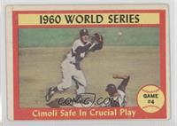 1960 World Series (Gino Cimoli, Tony Kubek) [Good to VG‑EX]