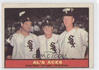 Al's Aces (Early Wynn, Al Lopez, Herb Score)