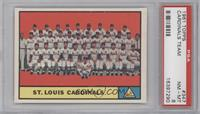 St. Louis Cardinals Team [PSA 8]