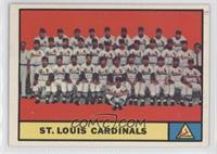 St. Louis Cardinals Team
