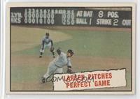Baseball Thrills: Larsen Pitches Perfect Game (Don Larsen)