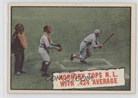 Baseball Thrills: Hornsby Tops N.L. With .424 Average (Rogers Hornsby) [Good&nb…
