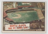 Baseball Thrills: Mantle Blasts 565 Ft. Home Run (Mickey Mantle) [Goodto&…
